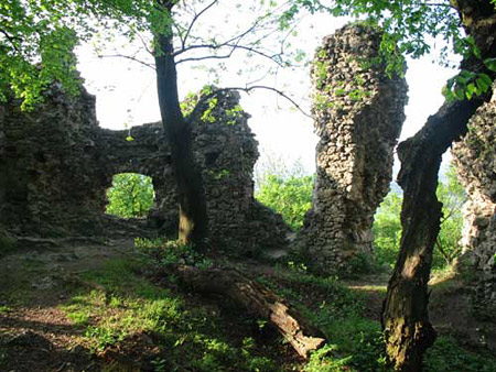Ruins of Korlat Castle II.