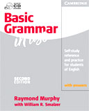 Basic Grammar in Use with Answers + CD (2nd Edition) - Cover Page