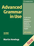 Advanced Grammar in Use (2nd Edition) - Cover Page
