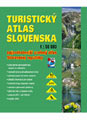 Turisticky atlas Slovenska 1:50 000 (Hiking Atlas of Slovakia) - Cover Page