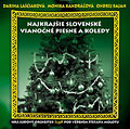 Najkrajsie Slovenske Vianocne piesne a koledy (The nicest Slovak Christmas Songs and Carols) - CD Cover