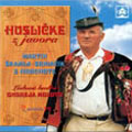 Huslicke z javora - CD Cover