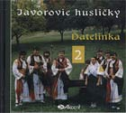 Javorovie huslicky - Folk Music Datelinka - CD Cover