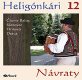 Helig�nk�ri 12 - N�vraty  - CD Cover