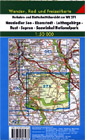Cycling Map Neusiedler See - EisenStadt - Leithagebirge- Rust - Sopron - Seewinkel Nationalpark  -  Cover Page