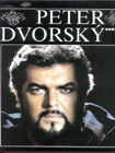Peter Dvorsky (Publication about  Famous Slovak Tenor) - Cover Page