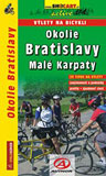 Cycling Maps - Bratislava and Surroundings