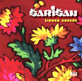Šarišan - Široko korene -  CD Cover