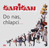 Šarišan - Do nas chlapci... - CD Cover