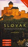 Colloquial Slovak - Cover
