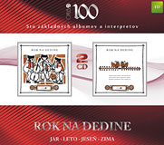 Rok na dedine - CD Cover