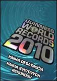 Guinness World Records 2010 (Kniha svetov�ch rekordov) - Cover Page