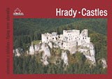 Hrady / Castles - Flying over Slovakia - cover page