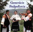 Generacie Podpolania - CD Cover