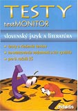 Testy - TestMonitor  - Slovensk� jazyk a literat�ra - Cover Page