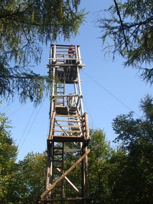 Watch-Tower at Kukla