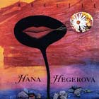 Hana Hegerova - recital - CD Cover