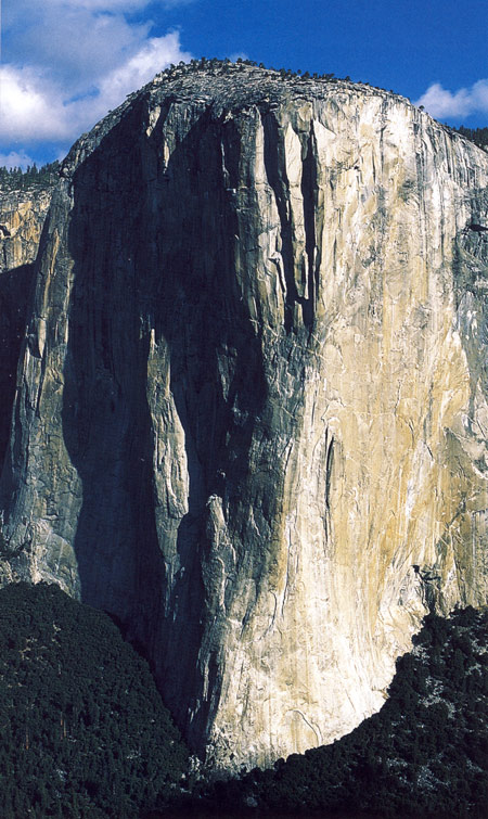 Yosemite: Nose, El Capitan