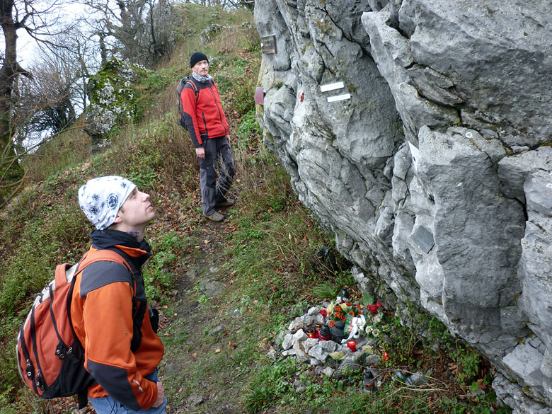All Souls` Day trip in The Male Karpaty Mountains