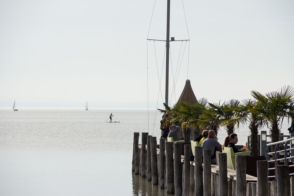 Neusiedl am See biking trip