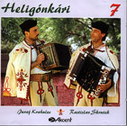 Heligonkari 7 - CD Cover