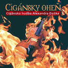 Cigansky ohen - CD Cover