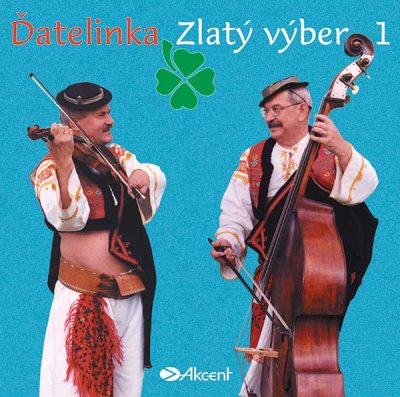 Datelinka - Zlaty vyber 1 - CD Cover