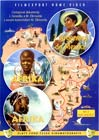 Afrika 1.,2., Z Argentiny do Mexika - DVD Cover