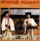 Spoved fujary - Lubomir Paricka - CD Cover