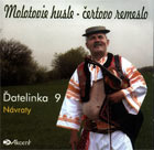 Molotovie husle - certovo remeslo - Datelinka 9 - CD Cover