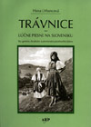 Travnice - Lucne piesne na Slovensku - Cover Page