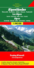 The Alps 1:500000 - Cover Page