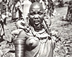 The Masai Woman - picture from the archive of Miroslav Zigmund and Jiri Hanzelka