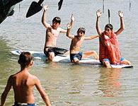 Ahoj na vode - 16. - 20 júl 2007