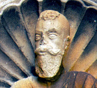 The Head from the Epitaph of Jan Draskovic