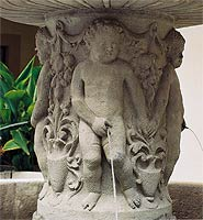 Fountain with Urinating Boys