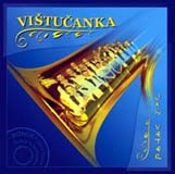 Vistucanka 2 - Jak veter - CD Cover