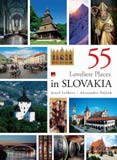 55 Loveliest Places in Slovakia - Cover Page