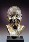 F. X. Messerschmidt: Character Head, from the Collection  of the Austrian Gallery
