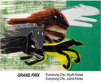 Winner Grand Prix BIB 2011: Eunyoung Cho, South Korea