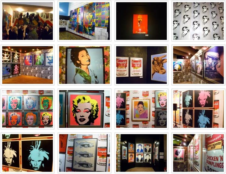 20th anniversary of the Andy Warhol Museum in Medzilaborce