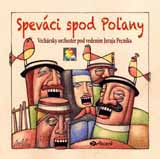 Pecn�kovci 12 - Spev�ci spod Po�any - CD cover