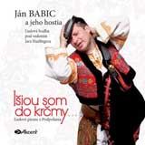 Išieu som do krčmy - Ján Babic - CD cover