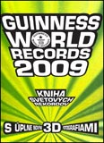 Guinness World Records 2009 - Cover Page