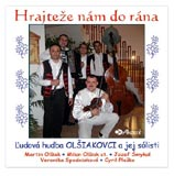 CD Hrajteže nám do rána - CD Cover