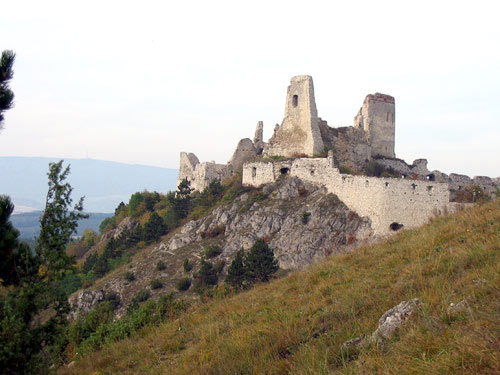 The Fame of the Cachtice Castle Springs from the Dark History of the Bloody  Lady