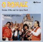 O Romale - CD Cover