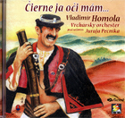 Cierne ja oci mam - CD Cover
