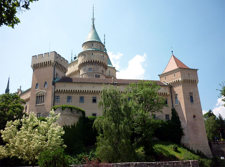 Bojnice - the castle, ZOO and therms