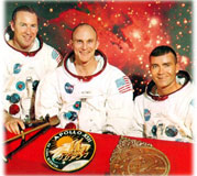 Crew of Apollo 13